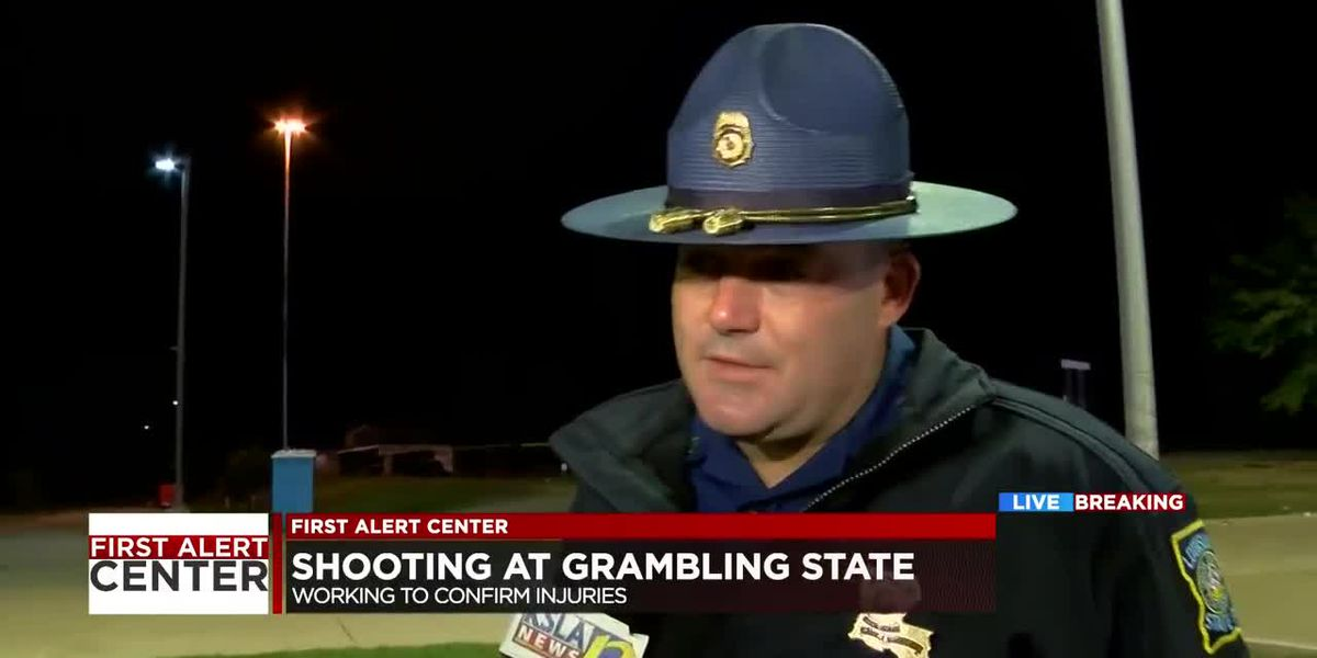 LSP gives update on Grambling shooting