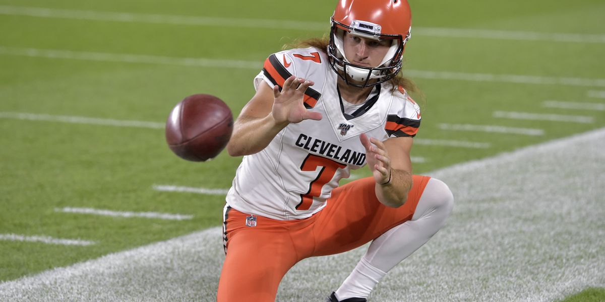 Browns' Scottish Hammer named AFC Special Teams Player of the Month