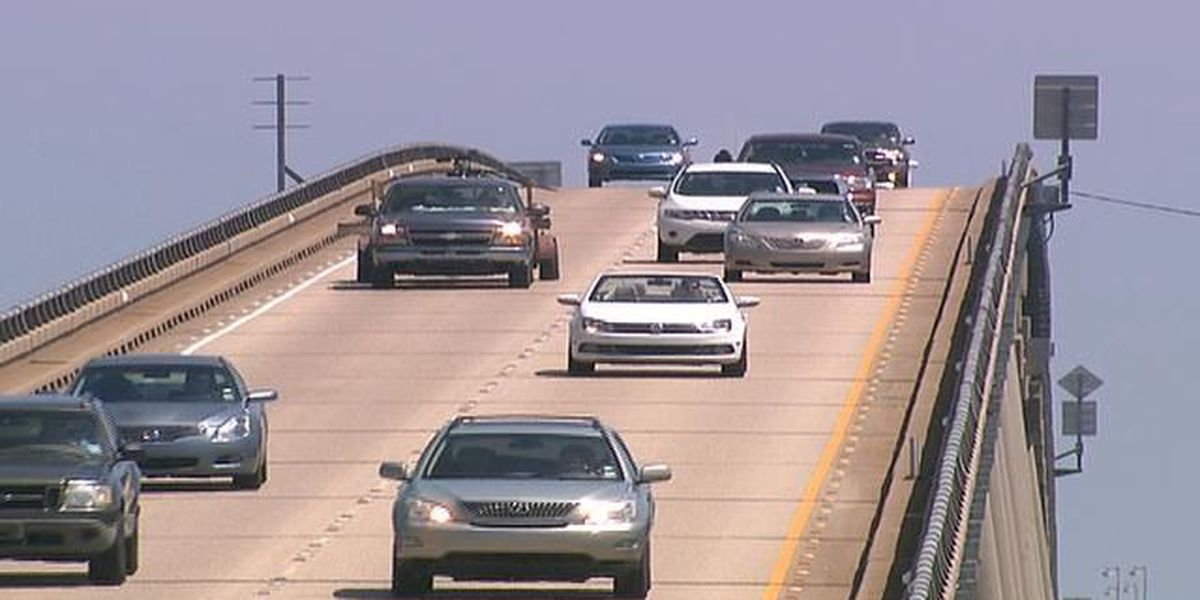 The Causeway Bridge has re-opened with full restrictions