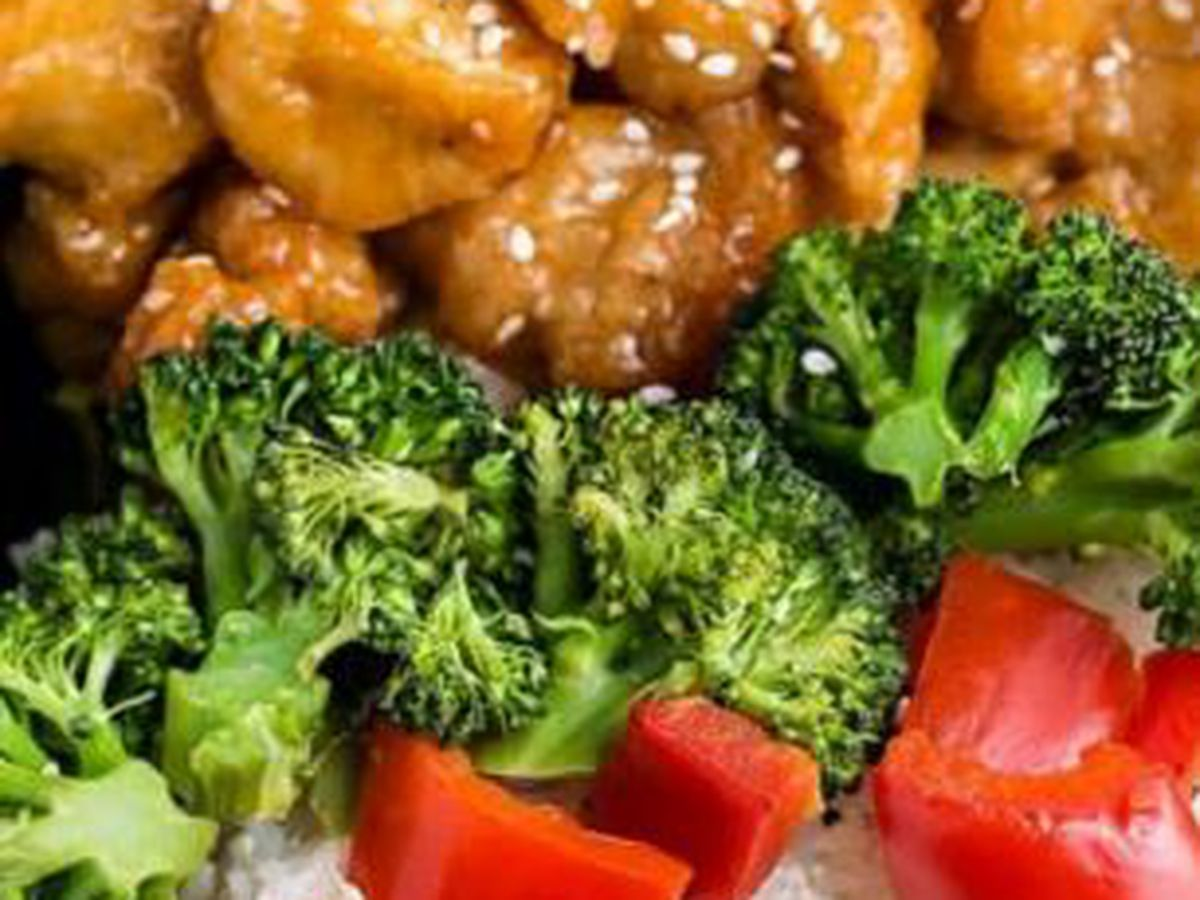 Clean Slow-Cooker Orange Chicken