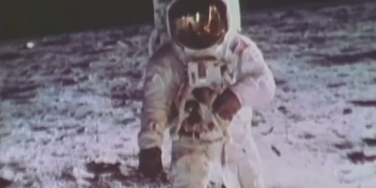 50 years since a 'giant leap for mankind'
