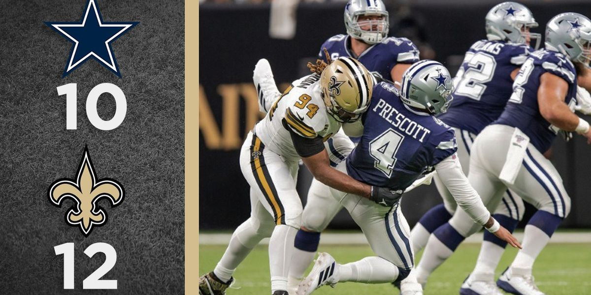 Overtime Podcast #77 - Saints defy odds to beat Cowboys