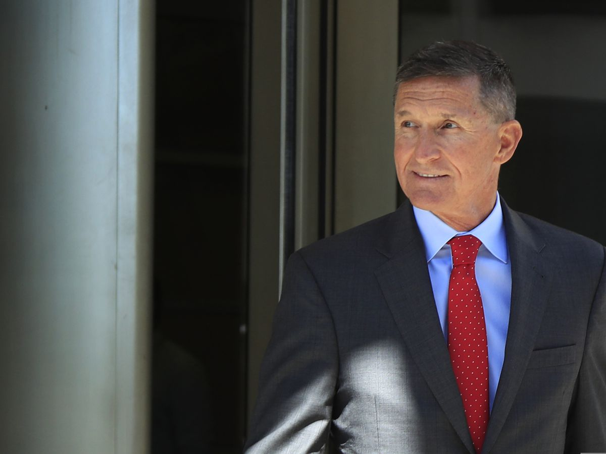 With final jabs at FBI, Michael Flynn heads to sentencing