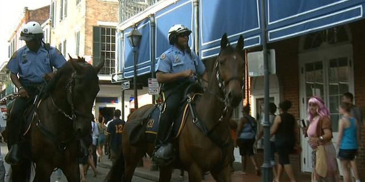 French Quarter businessman will pay off-duty cops to patrol
