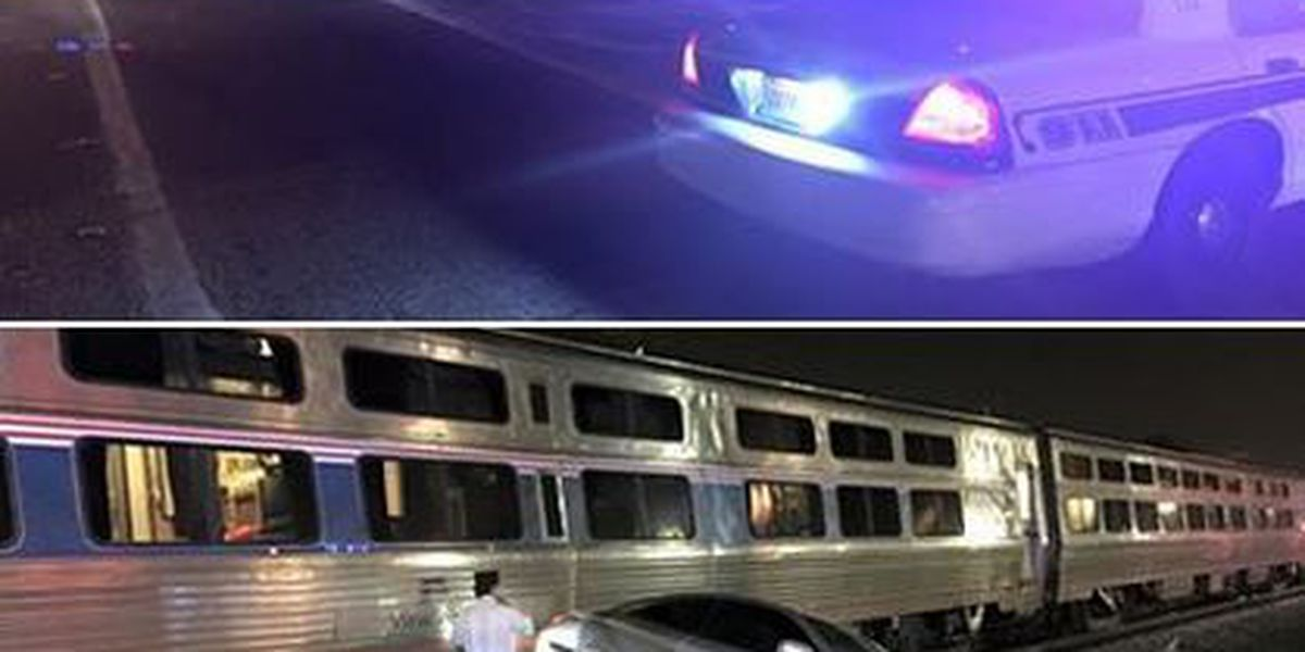 Train-car accident in Slidell results in minor injuries