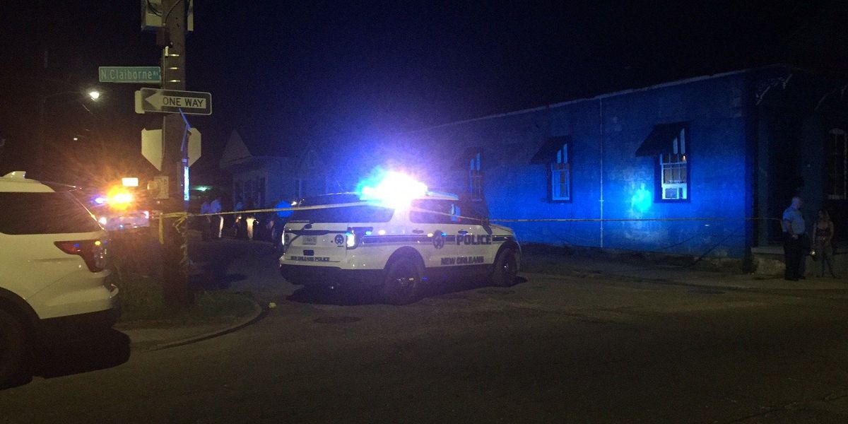 Shooting in St. Roch leaves woman dead, man injured