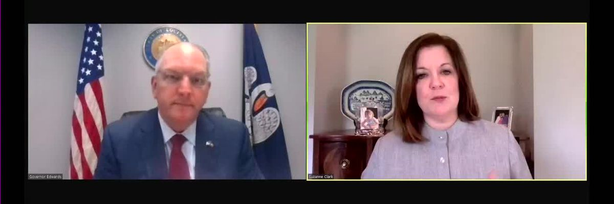 Wed. May 20: Gov. participates in United for Infrastructure Zoom meeting