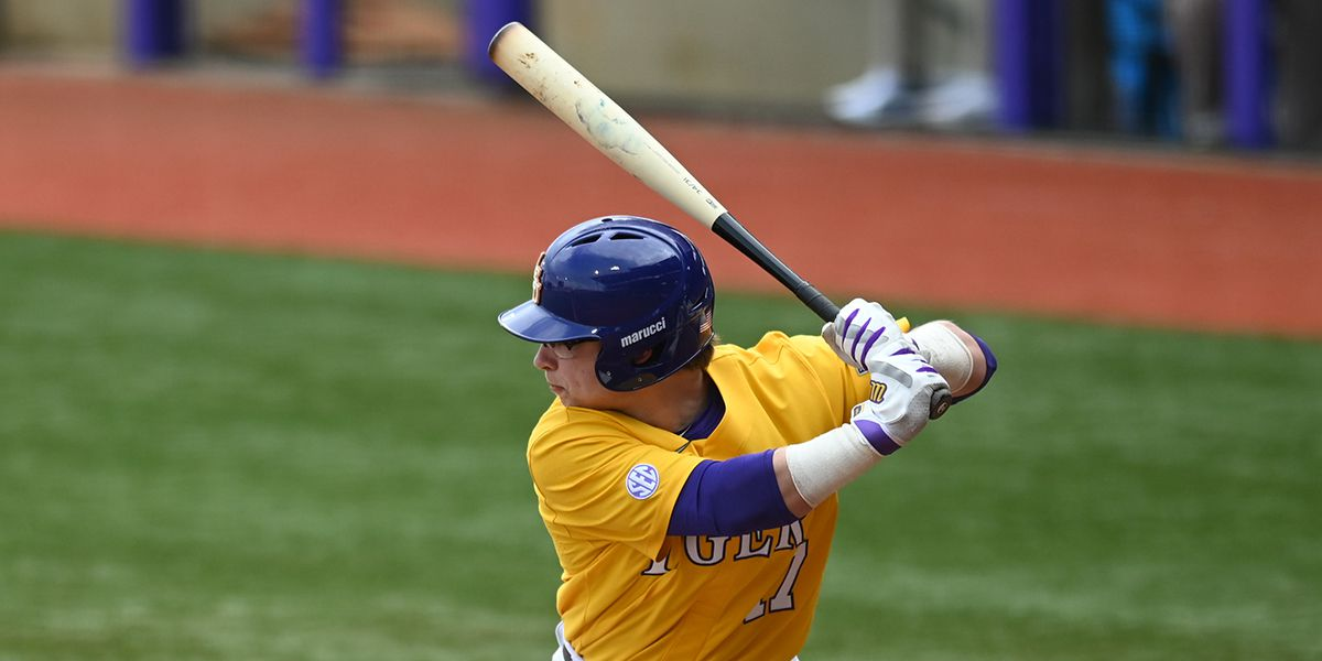 No. 11 LSU goes 1-2 in Shriners Classic after suffering historic no-hit to No. 22 Oklahoma