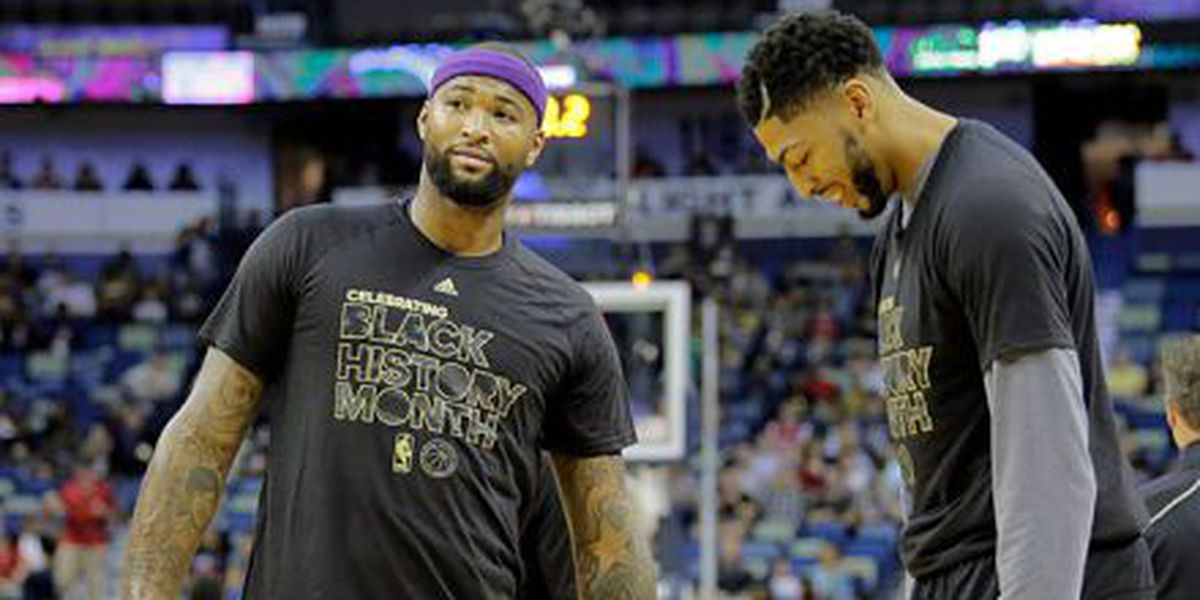 Pelicans match Warriors for most All-Star Game starters