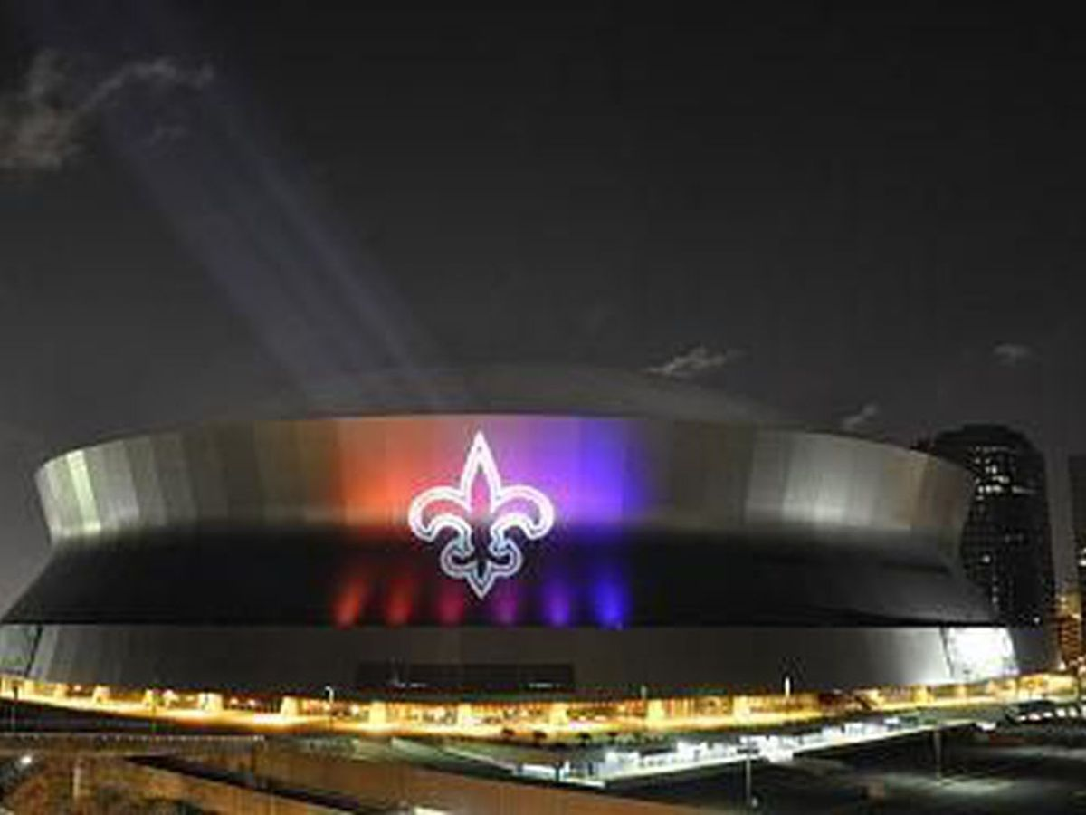 New Orleans cautious, but considers reopening Superdome to more Saints fans