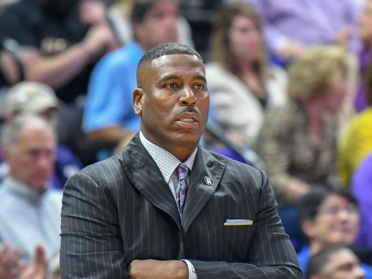 Coach Benford says 'it is time to hit the reset button' with NCAA Tournament