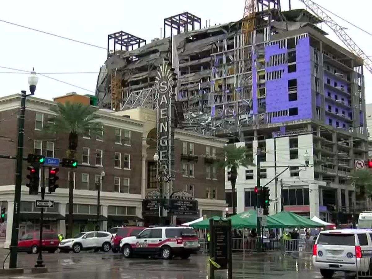 Zurik: FOX 8 investigation discovers additional discrepancies with more city inspectors at Hard Rock Hotel site