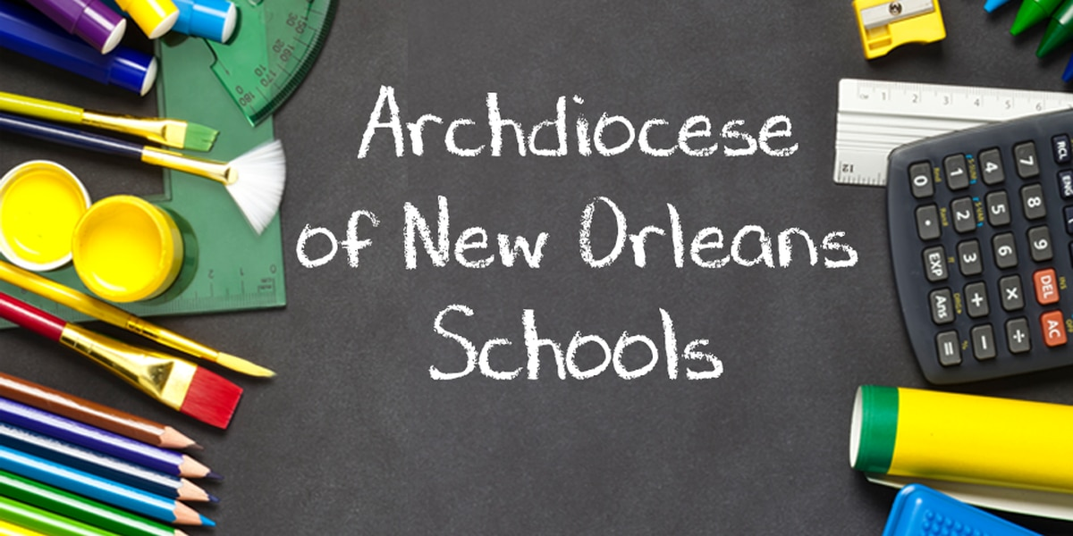 Catholic Schools of New Orleans re-opening plan
