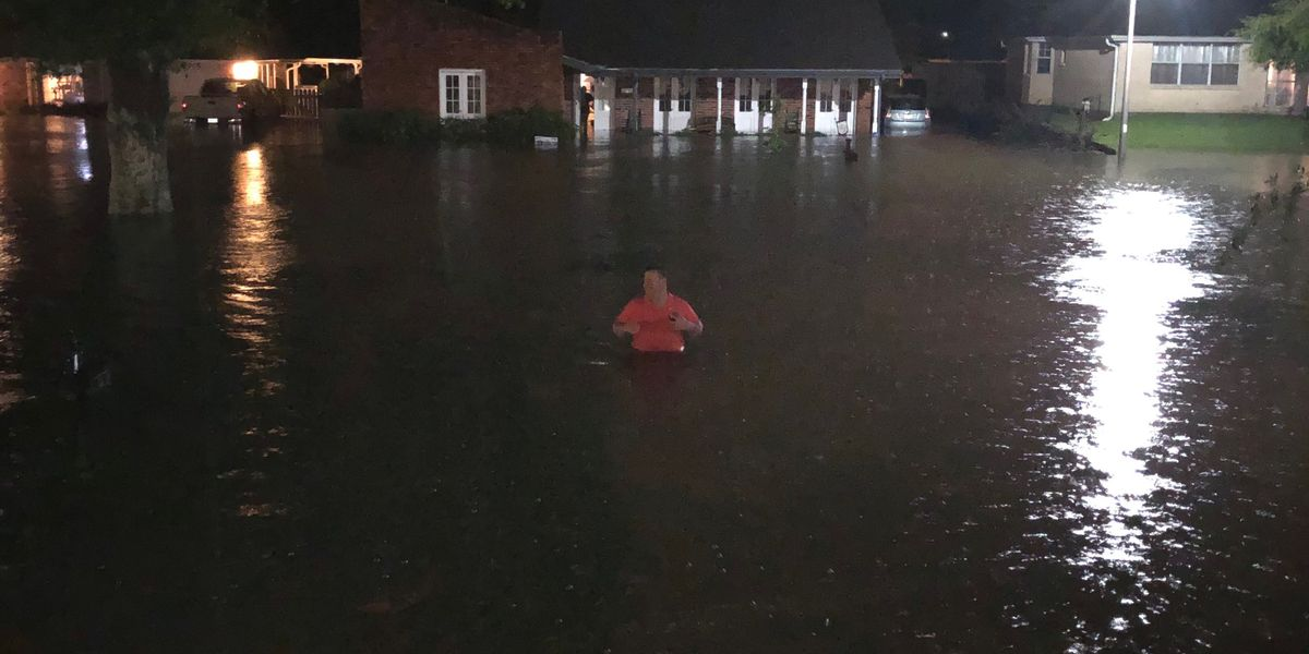 St. Charles Parish declares state of emergency after reports of more than 200 flooded homes