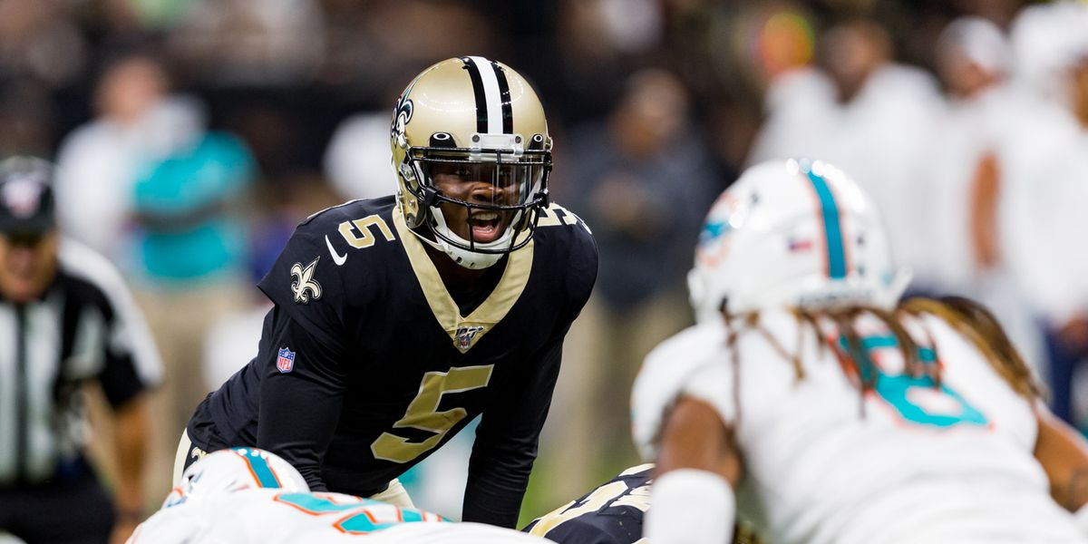 Saints reportedly starting with Bridgewater at QB, Brees will not be in attendance
