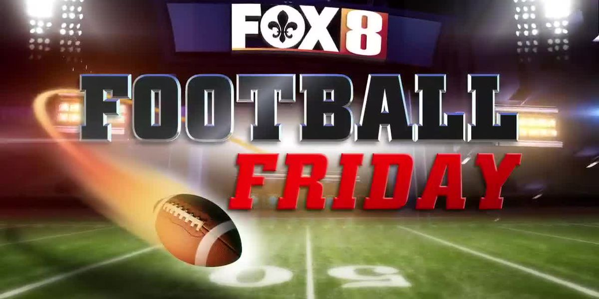 FOX 8 Football Friday: Prep Scores - Oct. 19
