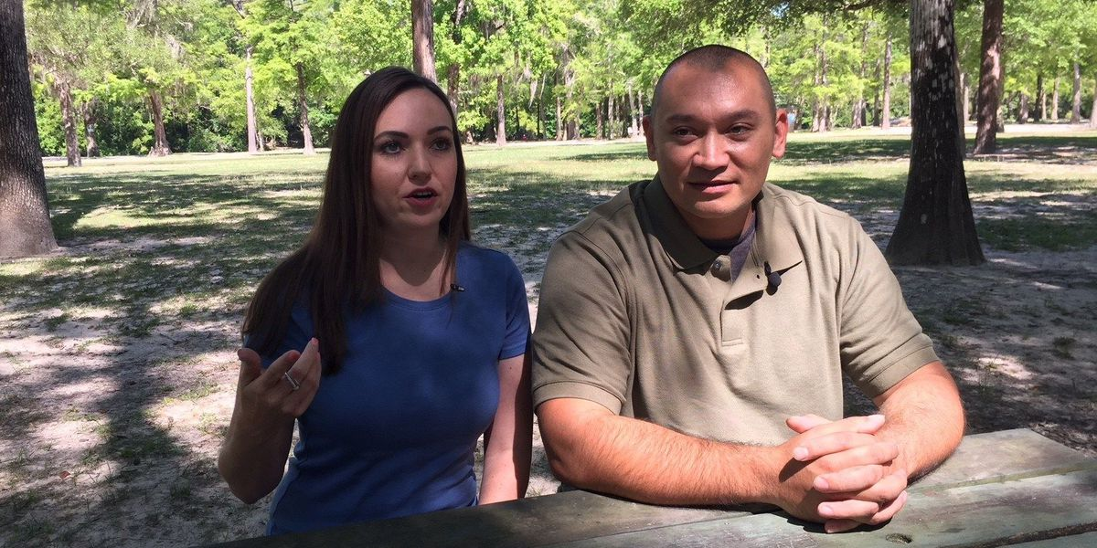 Wounded North Shore deputy speaks out after Easter morning shooting