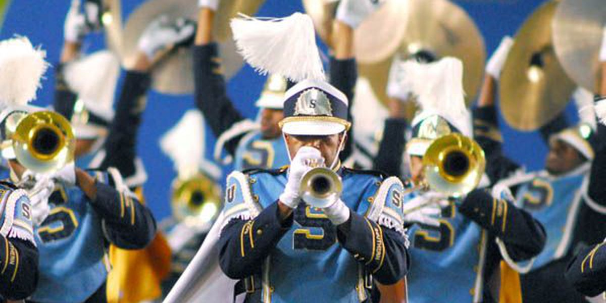 Southern's Human Jukebox Band to perform during halftime of Falcons vs. Saints Thanksgiving Day game