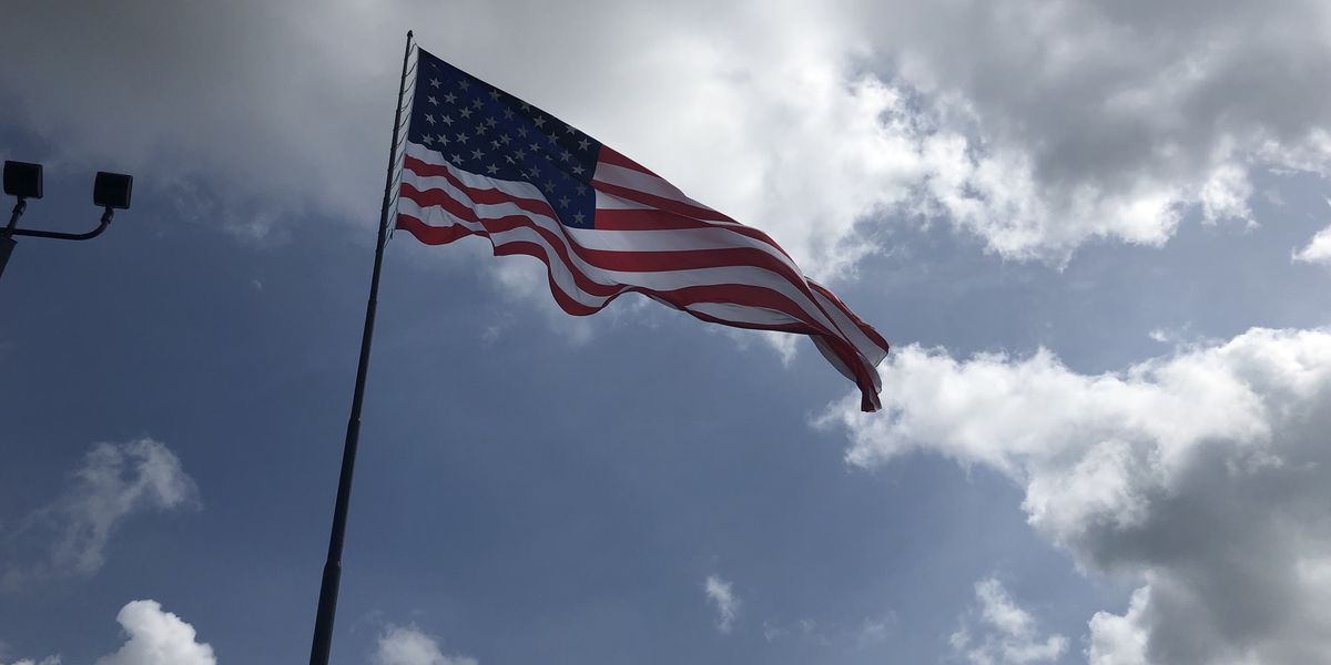 More than $160k spent on American flag project in Iberville Parish