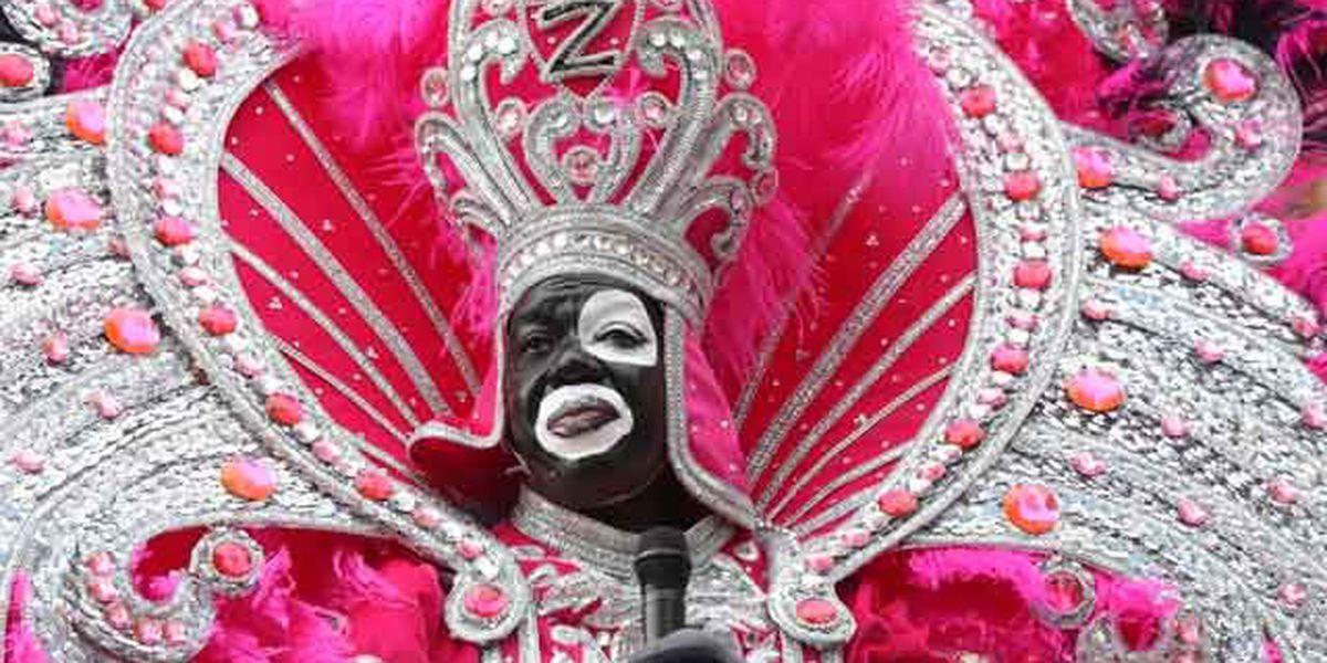 Krewe of Zulu - Mardi Gras