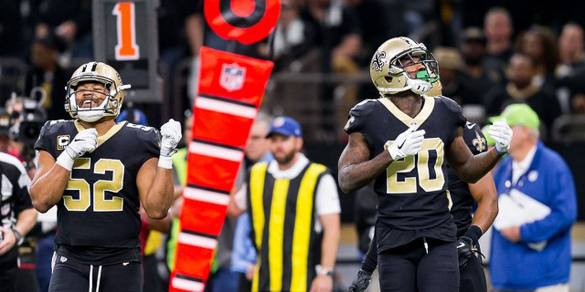 Saints waive Ken Crawley, bring back Humphrey