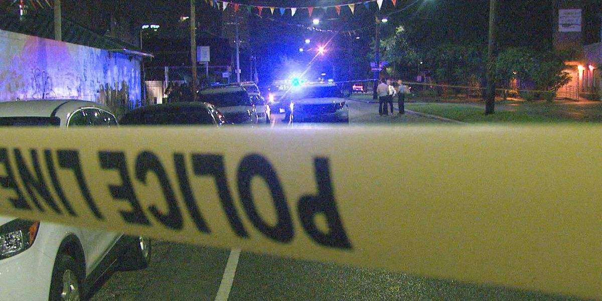 NOPD officer shoots at suspect in Central City, 2 in custody