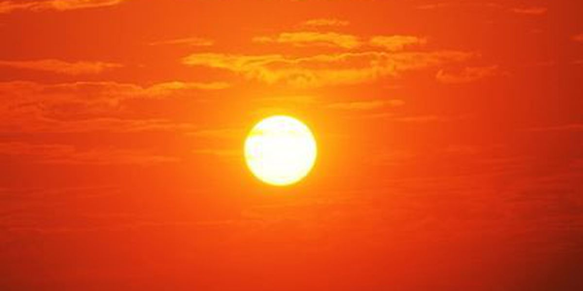 David: A hot week ahead