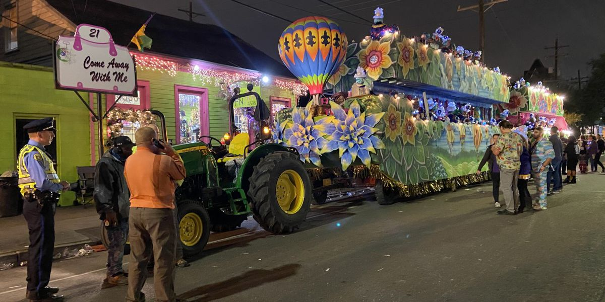 Family of woman struck by NYX float files lawsuit against krewe and city