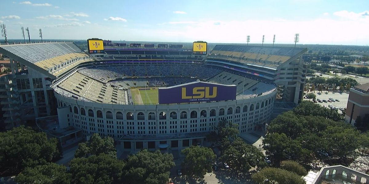 Georgia Southern preps to face LSU in Tiger Stadium