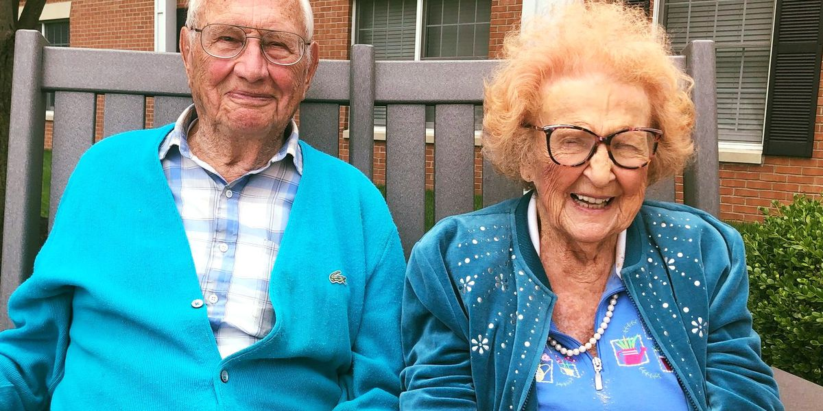 Centenarians wed after meeting at Ohio assisted living facility