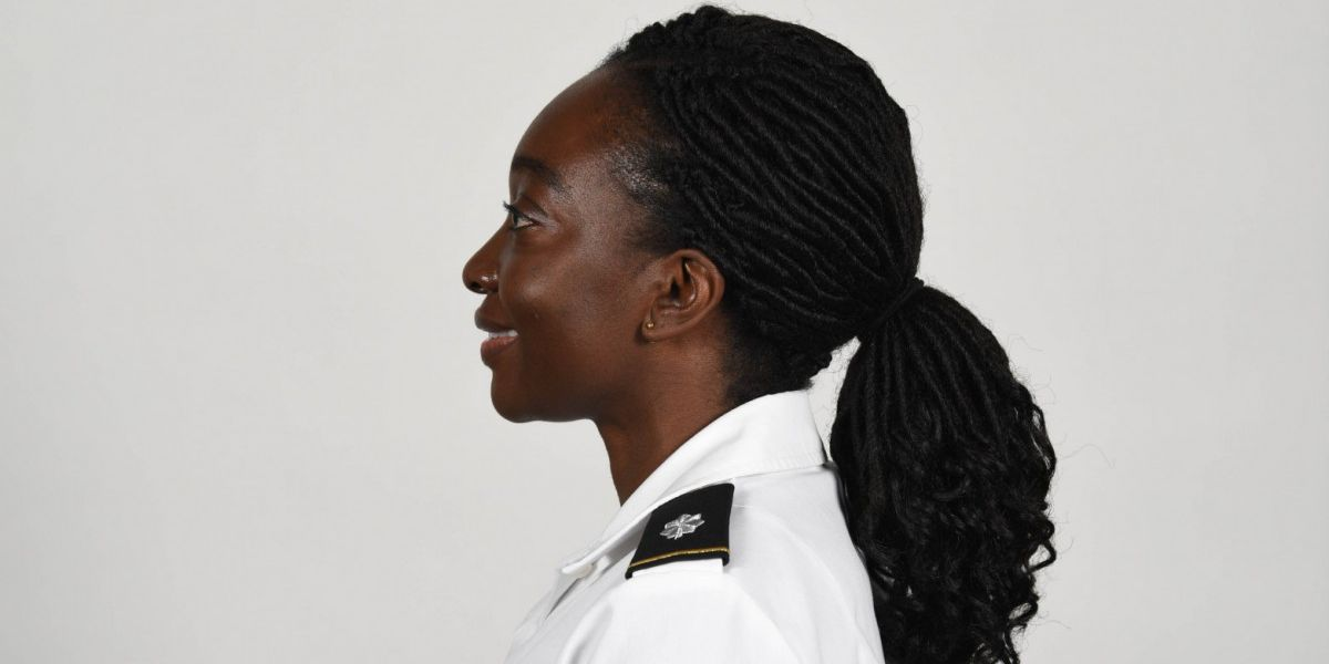 Army to allow ponytails, braids for female soldiers