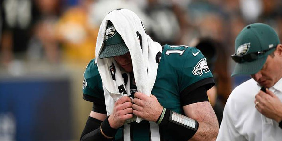 FFF: NFC teams want to face a Wentz-less Philly in the playoffs