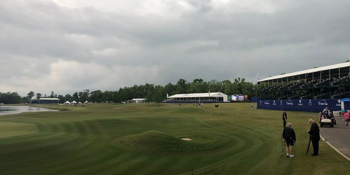 PGA Tour cancels the Zurich Classic