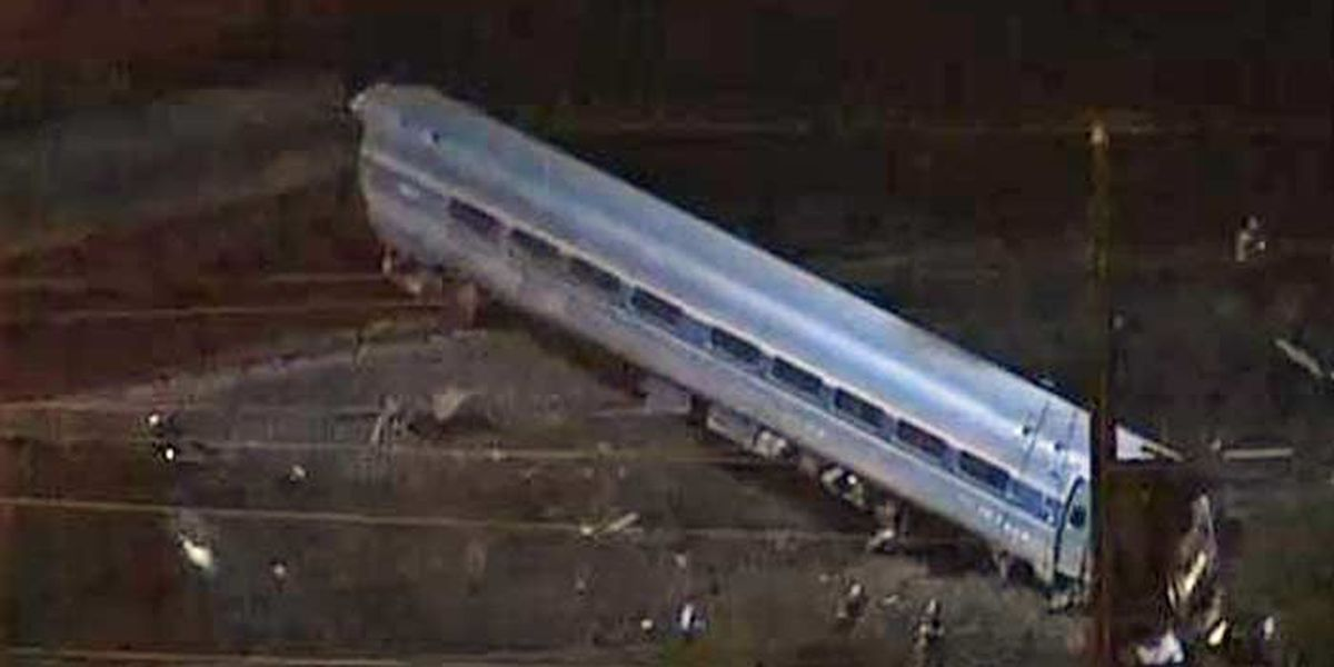 6 now confirmed dead, at least 146 injured in Philadelphia Amtrak derailment: Details on the FOX 8 Morning Edition