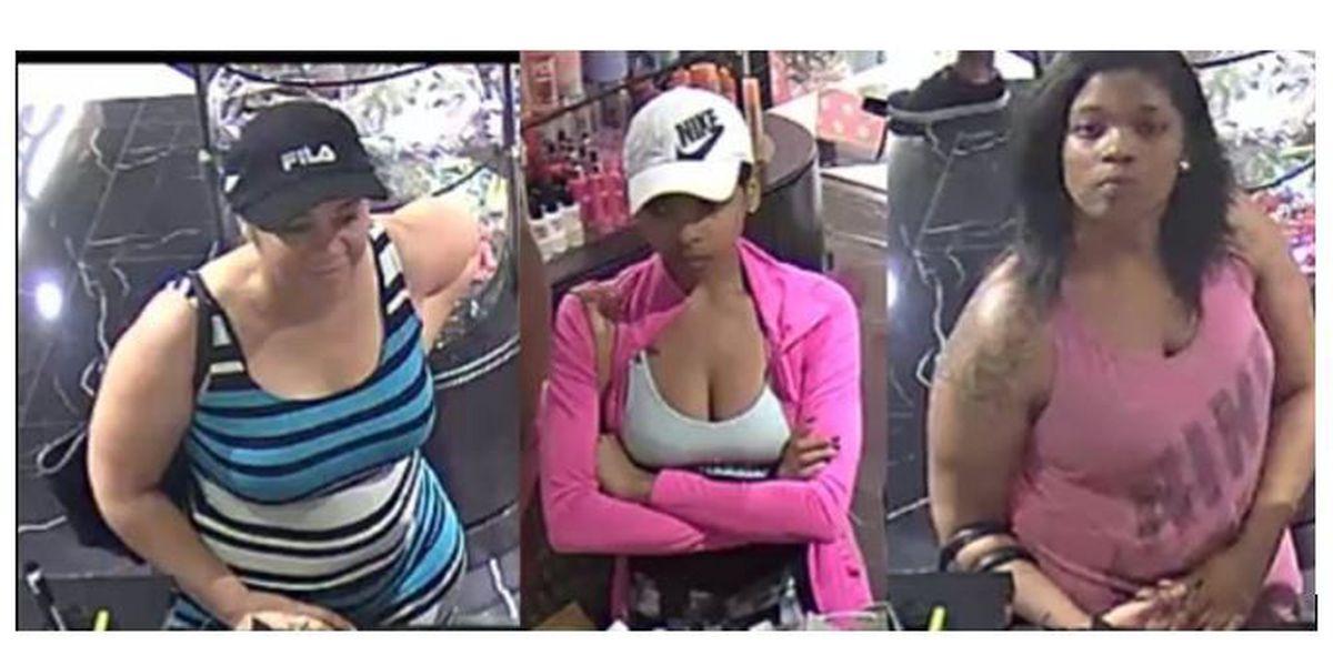 Police: Women's locker room thieves using stolen credit cards