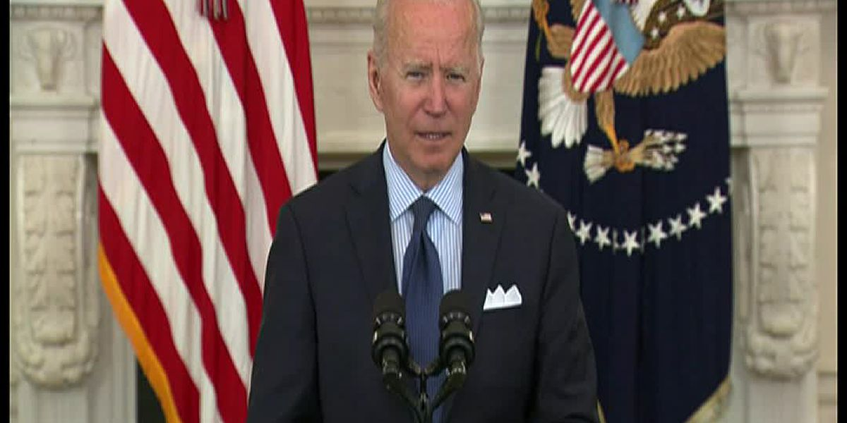 President Biden sets new COVID goals for America