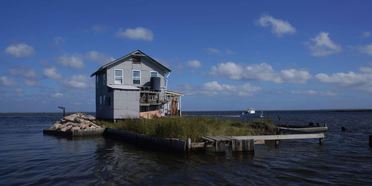 "A camp owner's ""island paradise"" stands up to the 2020 hurricane season"