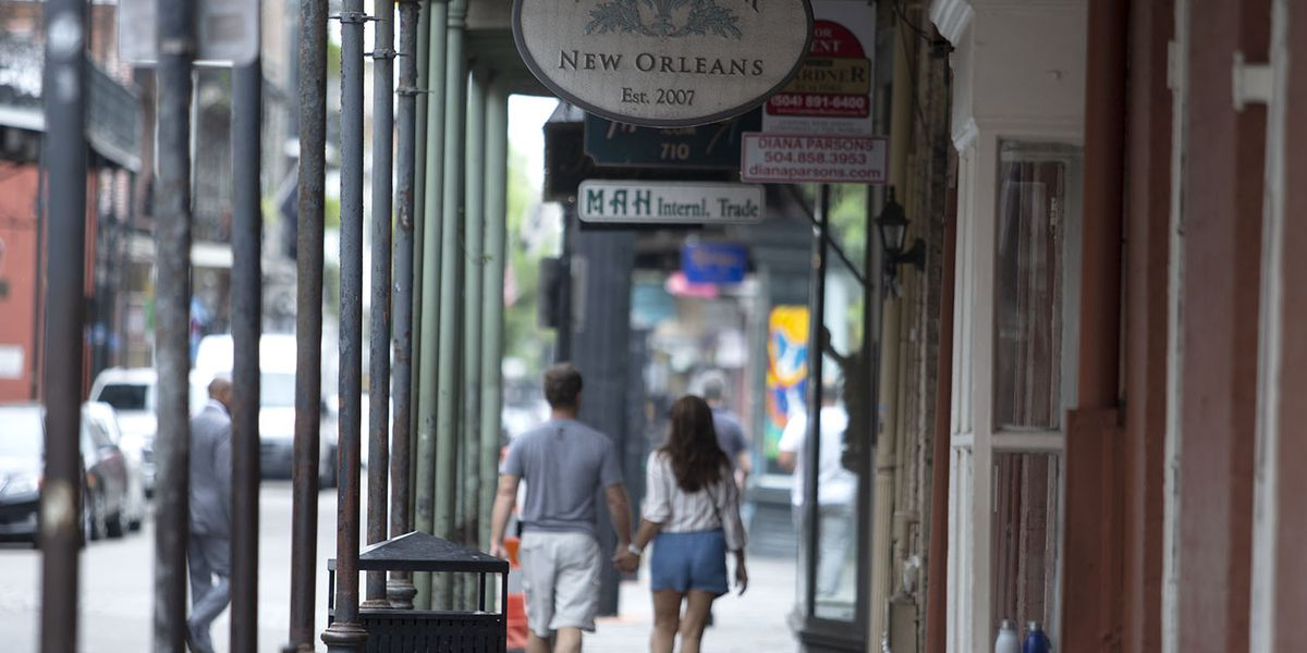 NOPD: Don't gather in large groups and try to be home by 9 p.m.