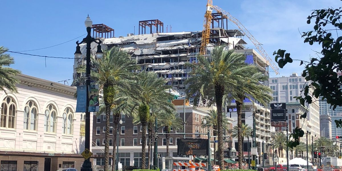 Engineers say demolition over implosion of Hard Rock has its advantages