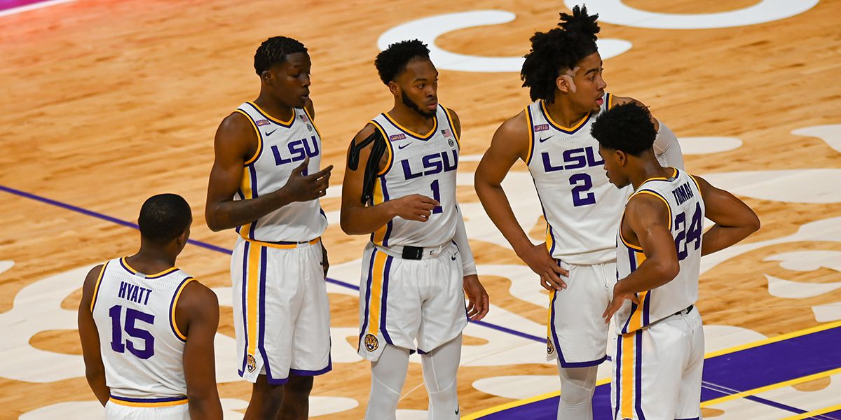 LSU looks to seize 'great opportunity' in hosting No. 10 Texas Tech in SEC/Big 12 Challenge