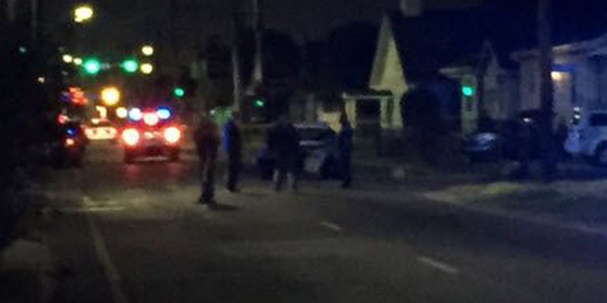 NOPD officer among two injured in Ninth Ward auto accident