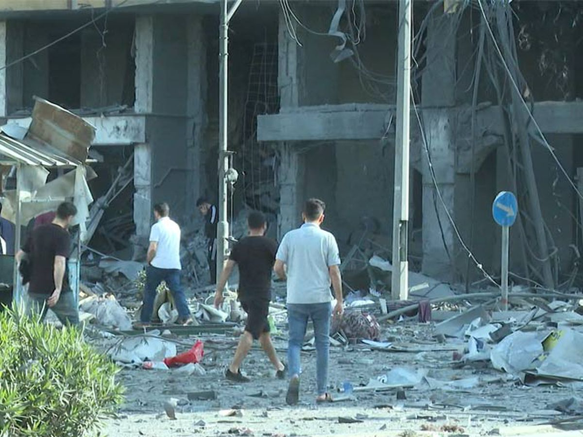 Dozens killed in Mideast conflict that recalls 2014 Gaza war