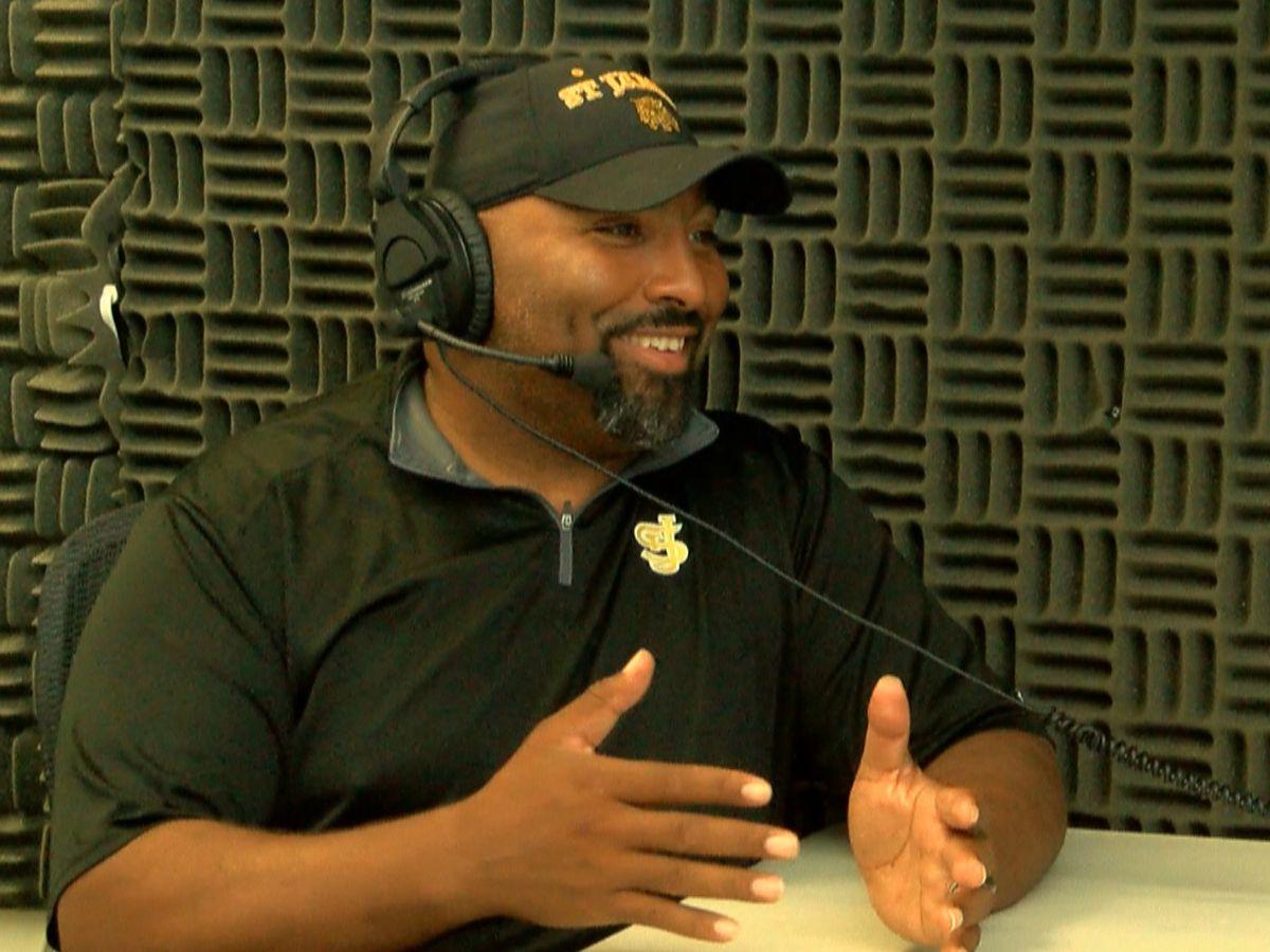 FOX 8 Overtime Podcast #26: St. James HS Coach Robert Valdez