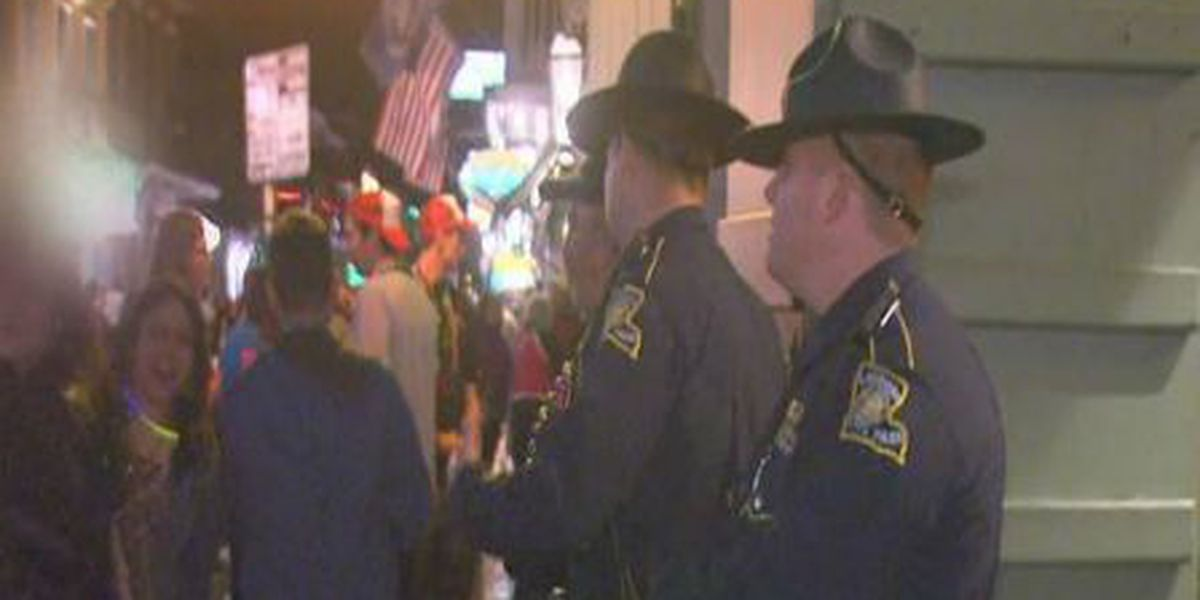 French Quarter Management District says crime is down