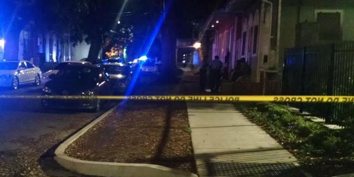 2-year-old shot while playing in Treme