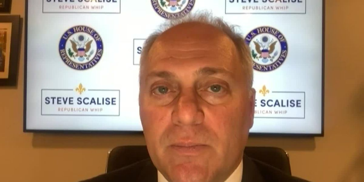 Scalise says video he posted of Biden on Twitter should not have been edited; political analysts react