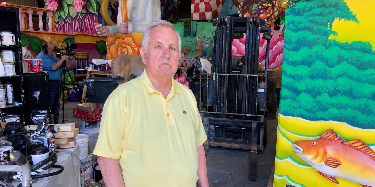 Harahan making plans for Mardi Gras-style parade