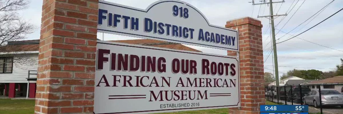 Heart of Louisiana: Finding Our Roots African American Museum