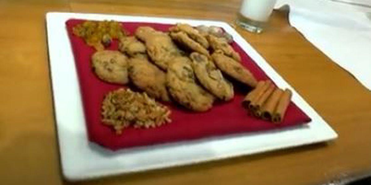 Chef John Folse: Chewy fruitcake cookies