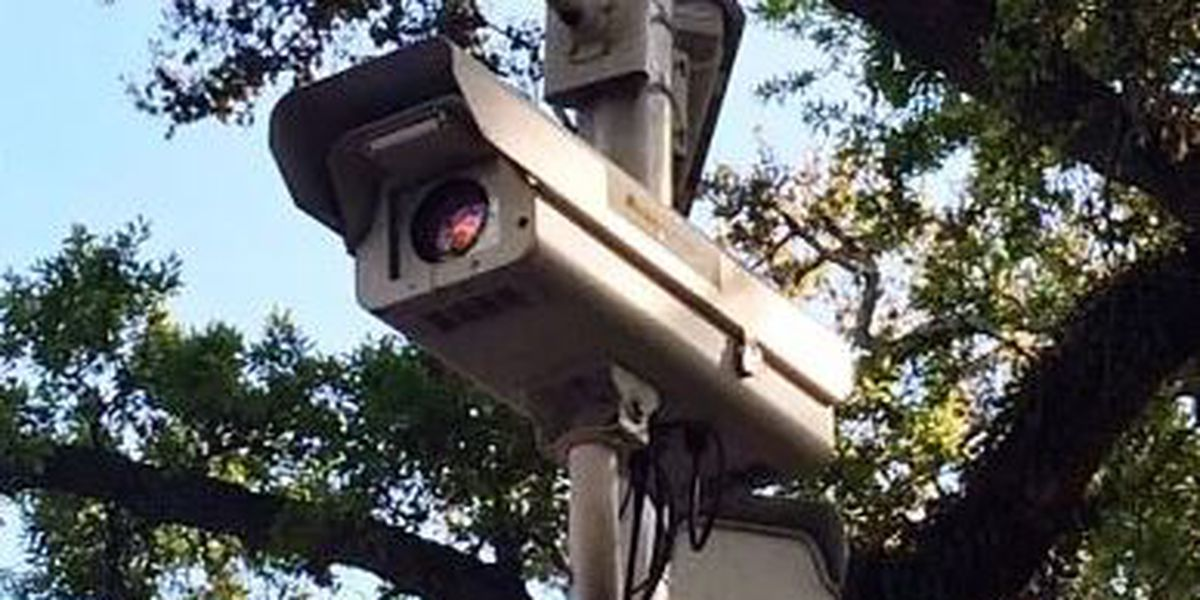 Cantrell removing 20 traffic cameras